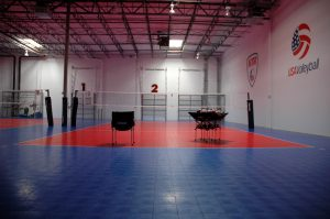 NTR Volleyball Court
