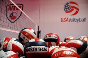 North Texas Region USA Volleyball