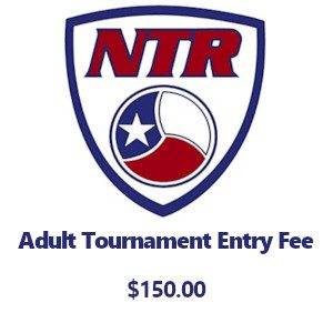 NTR Volleyball - Adult Tournament Entry Fee
